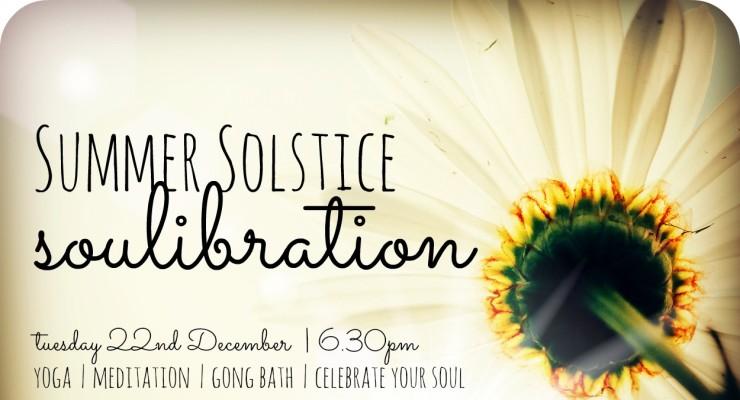 Summer Solstice Soulibration