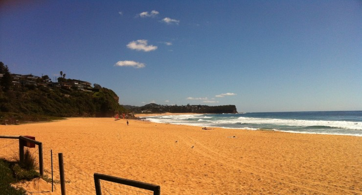 Summer Yoga Intensive on Sydney's Northern Beaches