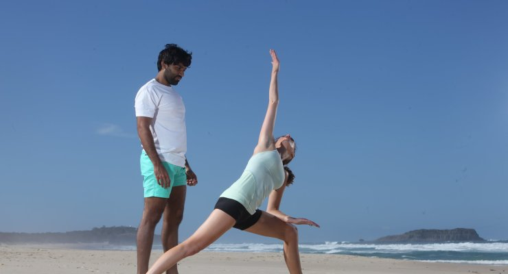 6 Week Beginners Yoga Course