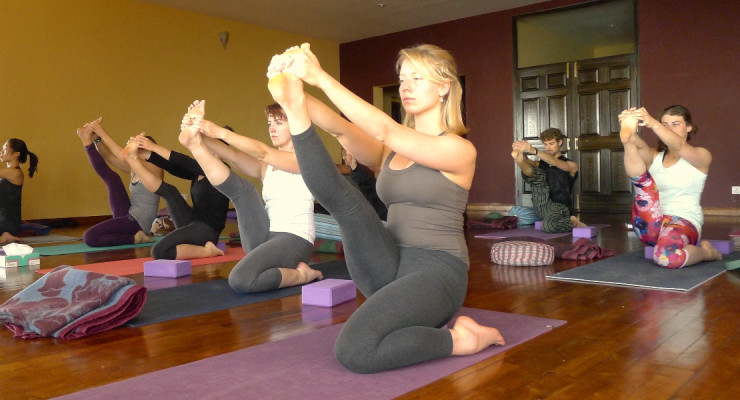 Yoga teacher training course in Nepal