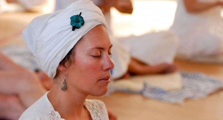Kundalini Yoga for Managing Stress