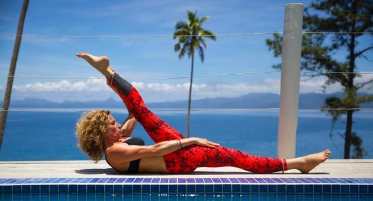 Yoga retreat with Adriana Cortazzo