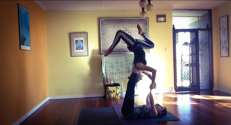 5 week AcroYoga Course