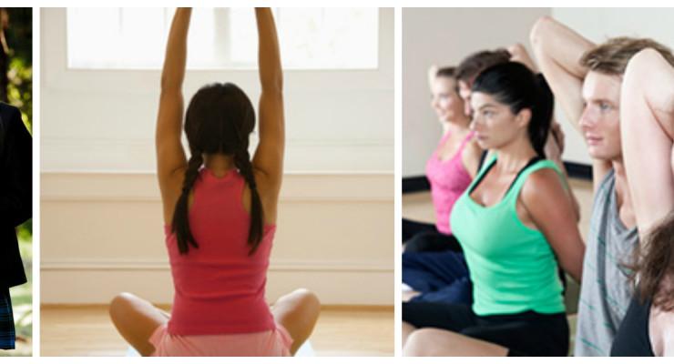 School Holidays TEENS Yoga Workshop
