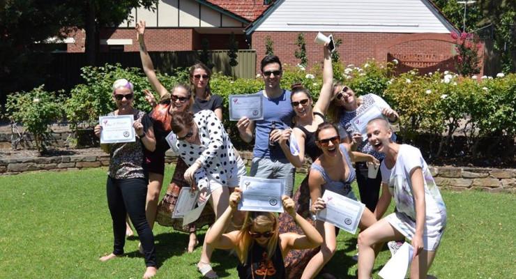 Teacher Training Continous Education Bridging Hot Blend Course Adelaide April 2016