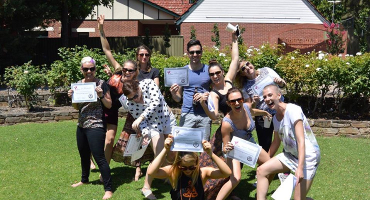 Teacher Training Continous Education Bridging Warm Variation Course Adelaide January 2016