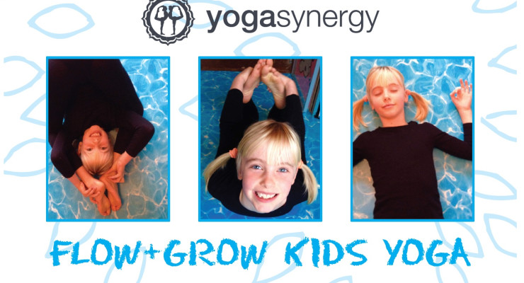 Flo & Gro Kids Yoga @ Yoga Synergy Bondi Junction