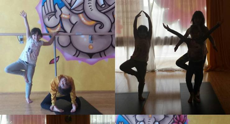 Kids Yoga 10-Week Course