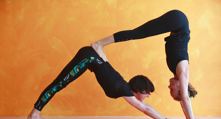 A Solid Foundation - Advanced Sequencing Yoga Teacher Training