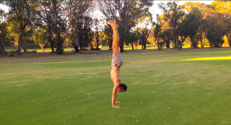 Inversions & Hand Balancing Course