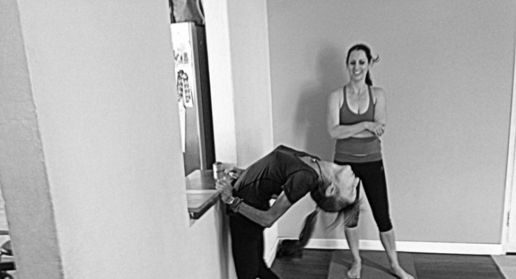 Lightness - Freedom in Backbends with Paddy McGrath