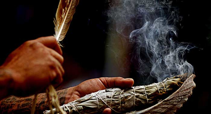 Smudging Workshop