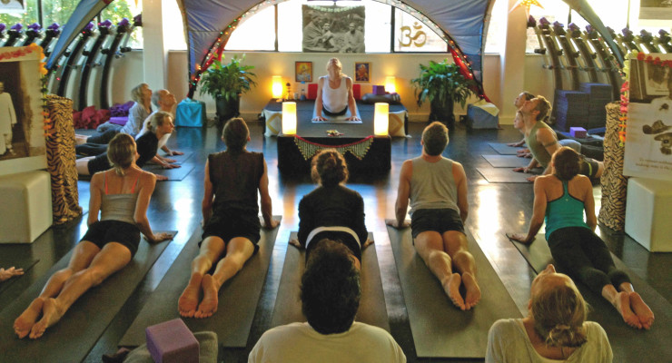 YOGA REAL BEGINNERS COURSE