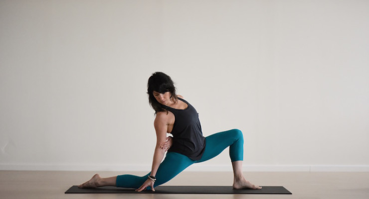 'Hips & Spine' Yin Masterclass