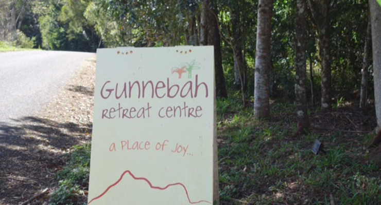 Welcome to Gunnebah Retreat Centre,the perfect  location for a yoga retreat.