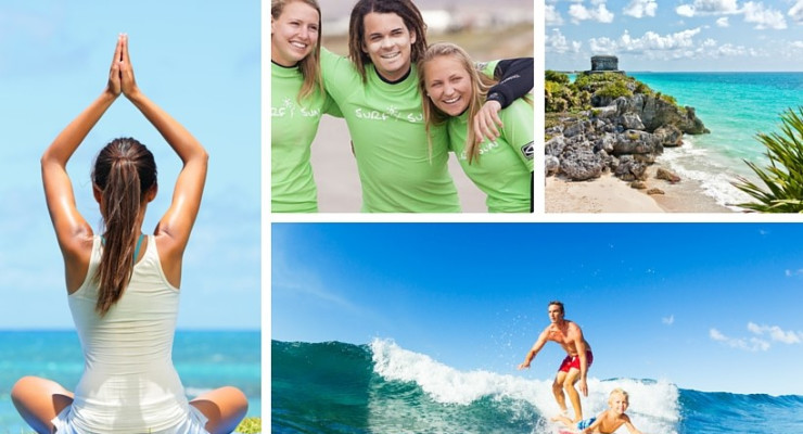 Surf, Yoga, Relax and Restore!