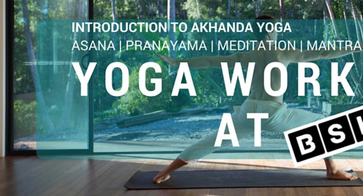 Akhanda Yoga Workshop @ BSKT Yoga, Mermaid Beach (above BSKT Cafe)