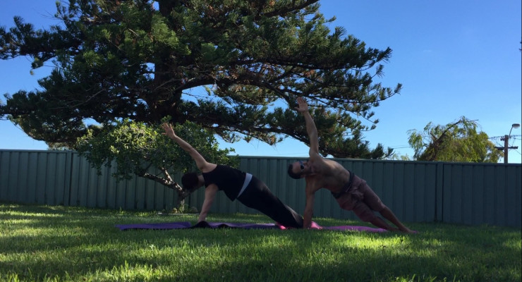 partner yoga Perth