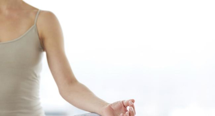 Meditation, Breath-work and Yoga 5-week course.