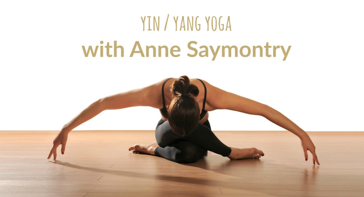 Yin / Yang Yoga 4-week Course