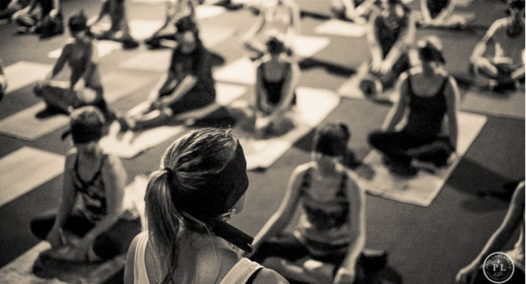 Blindfold Yoga and The Art of Seeing