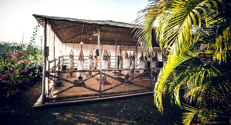 10 Day Yoga Retreat and Holiday with Himalaya Yoga Valley- Goa India