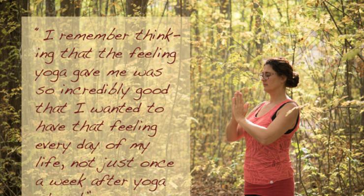 Replenishing yoga