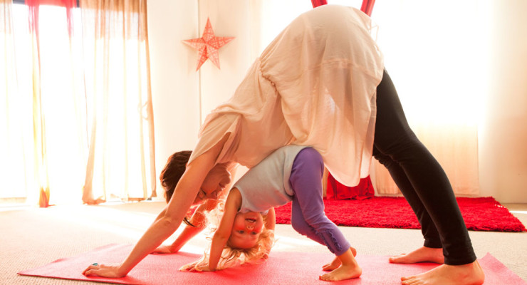 Mums Yoga with Older Bubs/Toddlers - 5 Week Course