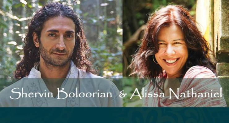 Sounds of Divine Union with Alissa Nathaniel & Shervin