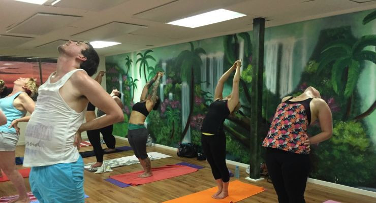 September 2016: 200 Hour SUNSHINE COAST Teacher Training Program