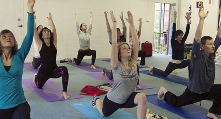 Winter Yoga Intensive