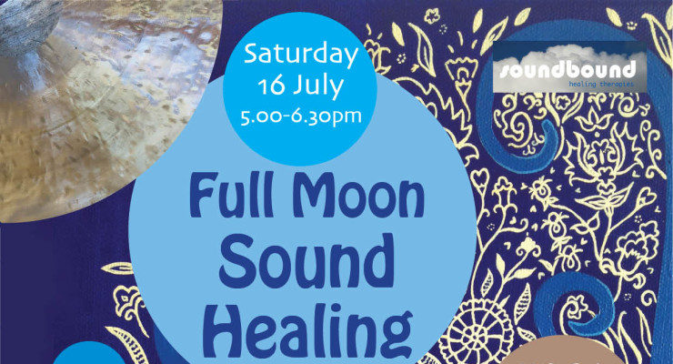 Sound Healing for Winter Full Moon