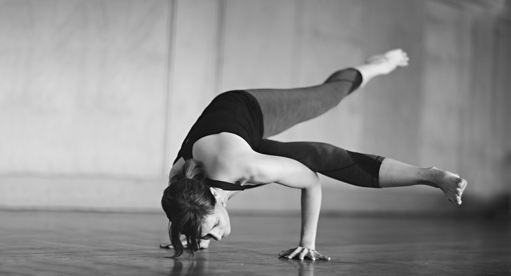 Deepen Your Practice- Workshop Series- Stability for Arm & Leg Balances