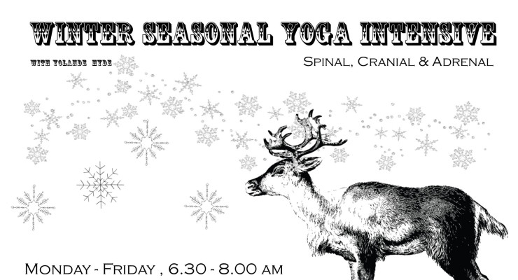 Winter Seasonal Yoga Intensive