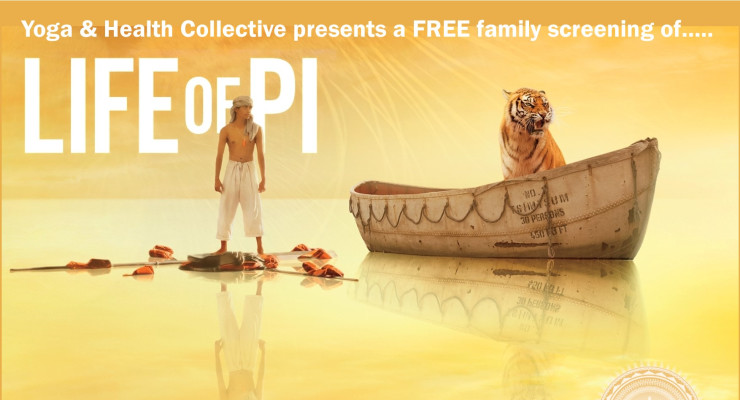 FREE community screening - Life of Pi