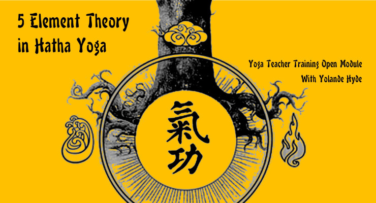 5 Element Theory as applied to Hatha Yoga