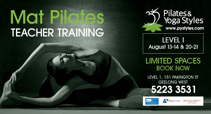 Mat Pilates Level I