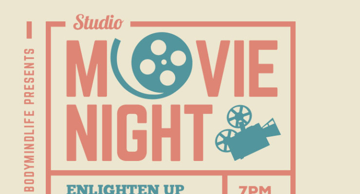 Join us for a special screening of Enlighten Up at the BodyMindLife Surry Hills Movie Night!
