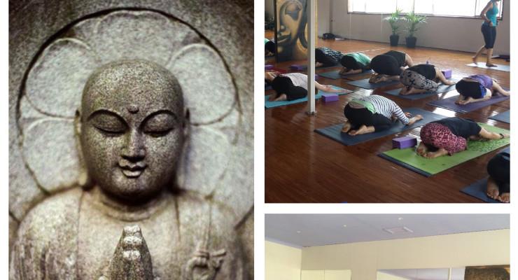 Intro Yoga - 6 weeks course