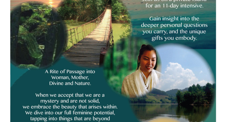 Sacred Womans Retreat - The Heroine's Journey