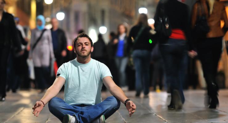 Spring Meditation Class