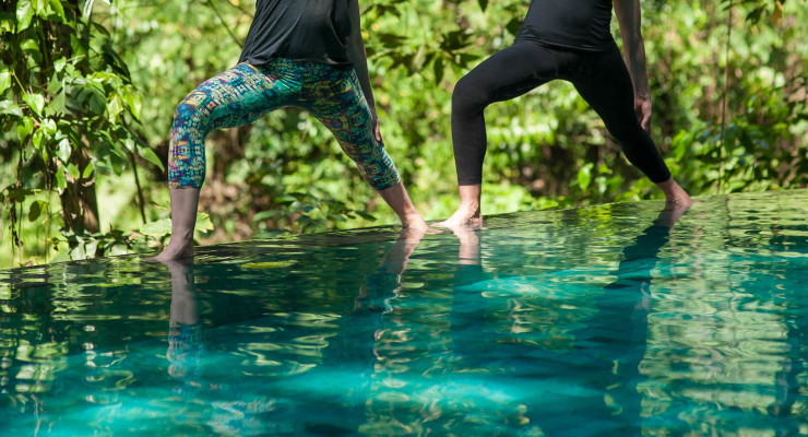 Koh Samui Island  Yoga Retreat