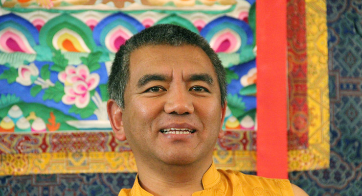 Seven-Day Retreat with H.E. Dzogchen Rinpoche