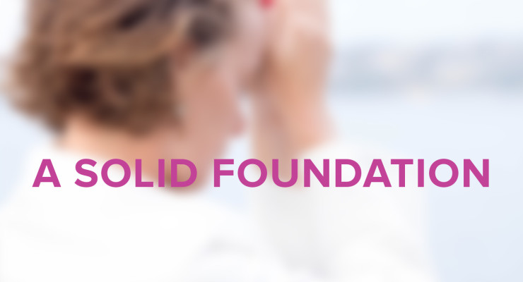 A Solid Foundation - Advanced Sequencing for Yoga Teachers