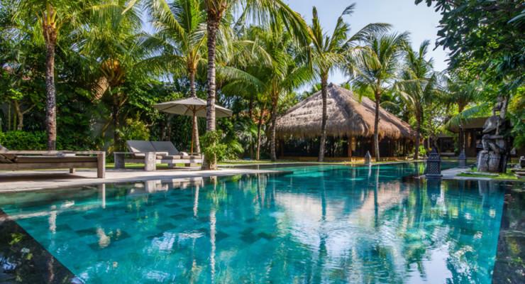 Private yoga oasis in Seminyak, Bali