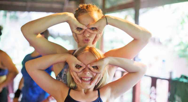 Rainbow Kids Yoga Teacher Training  3 day intensive: CAIRNS, AUSTRALIA  |  11 - 13 NOVEMBER 2016