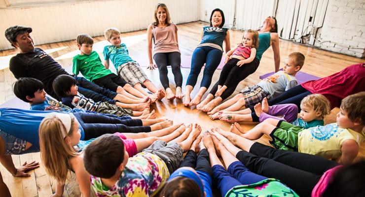Rainbow Kids Yoga Teacher Training  3 day intensive: PERTH, AUSTRALIA  |  18 - 20 MARCH 2017