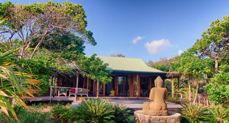 Flo Fenton's Byron Bay Beach and Yoga Retreat