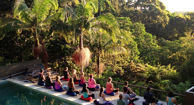 Byron Bay April Yoga Cleanse Walk & Restore Retreat with Jessie Chapman