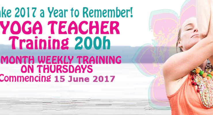 5 Month 200hrs Level 1 Yoga Teacher Training